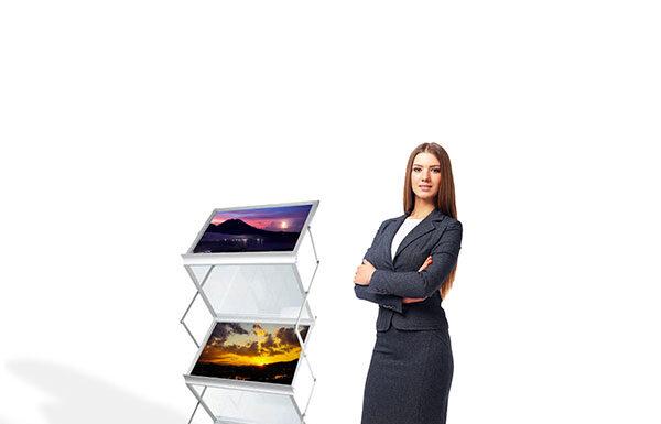 stojak reklamowy
